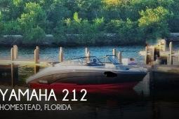 2018 Yamaha 212 Limited S