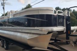 2021 Avalon VLS Quad Lounger 2280 22'