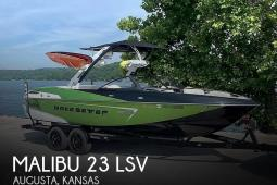 2015 Malibu 23 LSV