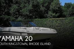 2017 Yamaha SX190