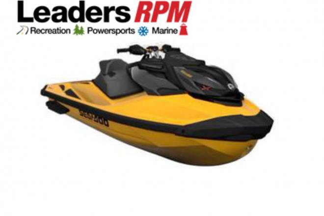 2021 Sea Doo RXP®-X® 300 IBR & Sound System Millenium Yellow