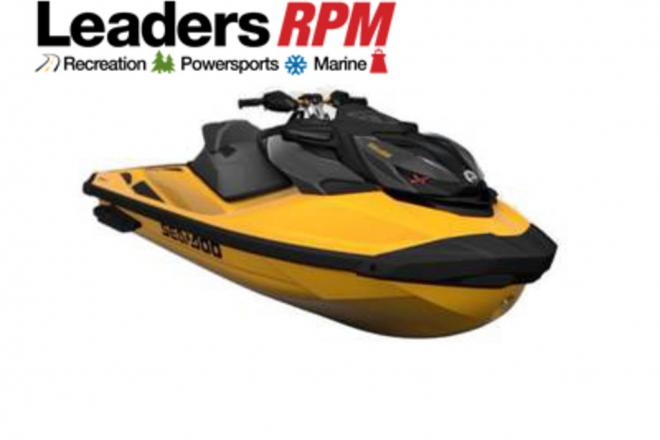 2021 Sea Doo RXP®-X® 300 IBR Millenium Yellow