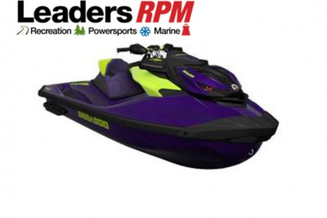 2021 Sea Doo RXP®-X® 300 IBR Midnight Purple