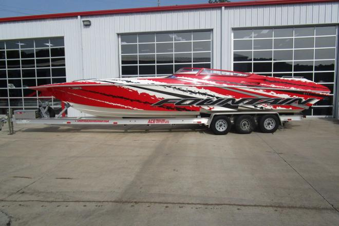 2009 Fountain 38 Lightning - For Sale at Osage Beach, MO 65065 - ID 197689