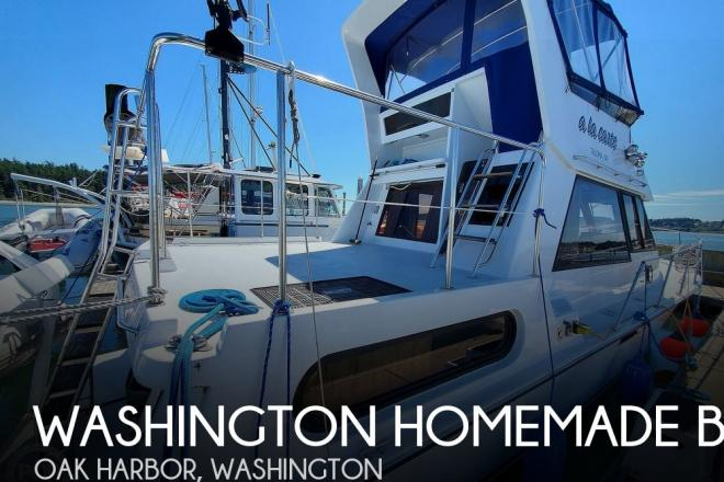1990 Other Wave Runner 37' - For Sale at Oak Harbor, WA 98277 - ID 191991