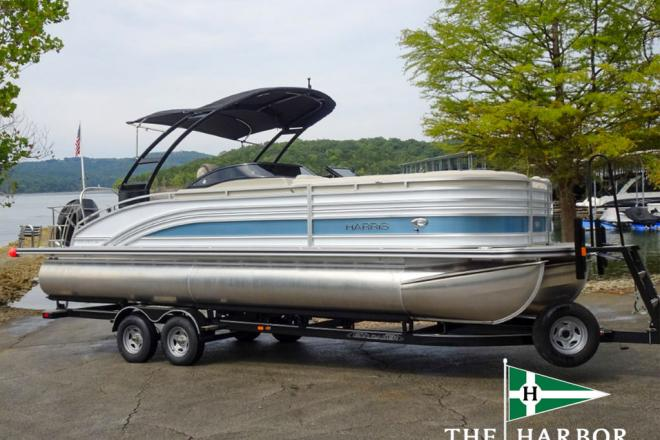 2021 Harris Solstice DC 250 SLDH - For Sale at Branson, MO 65616 - ID 197763