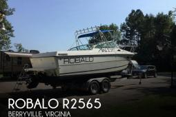 1989 Robalo R2565