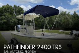 2012 Pathfinder 2400 TRS