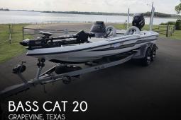 2014 Bass Cat 20 Puma Ftd