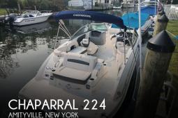 2014 Chaparral Sunesta 224