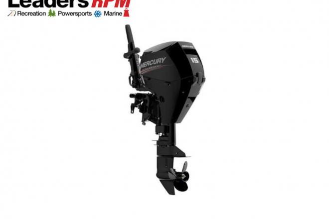 2020 Mercury 15 hp 4-stroke EFI Electric Start - For Sale at Kalamazoo, MI 49009 - ID 151368