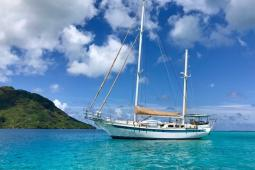 1979 Formosa Ketch