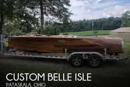 2014 Custom Built Belle Isle