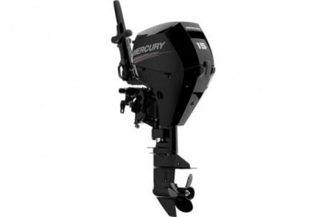 2021 Mercury FourStroke 15 HP EFI - 15 in. Shaft