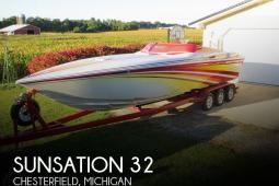 2007 Sunsation 32 Dominator SS