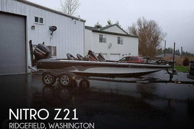 2017 Nitro Z21 - For Sale at Ridgefield, WA 98642 - ID 190150