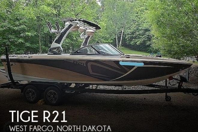 2019 Tige R21 - For Sale at West Fargo, ND 58078 - ID 196089