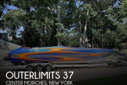 2002 Outerlimits Stiletto 37