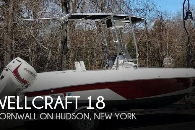 1999 Wellcraft 18 CCF - For Sale at Cornwall on Hudson, NY 12520 - ID 192818