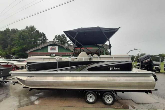 2019 Tahoe GT Quad Lounge 23' - For Sale at Blairsville, GA 30512 - ID 171731