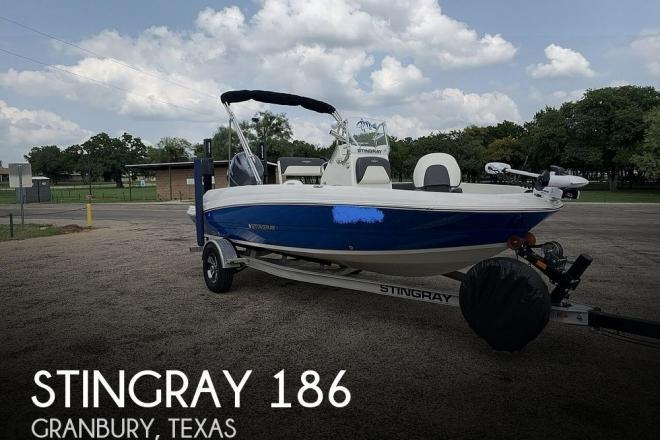 2018 Stingray 186 CC - For Sale at Granbury, TX 76048 - ID 196582