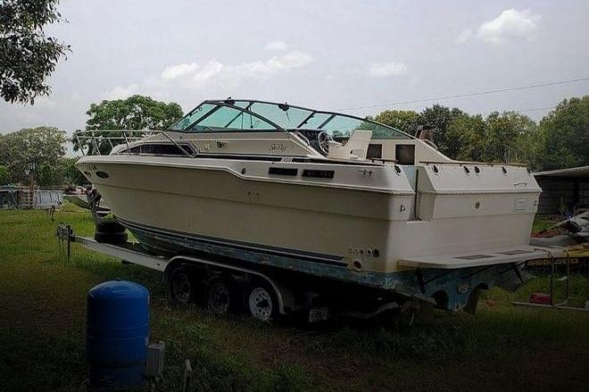 1986 Sea Ray Weekender 300 - For Sale at Ocala, FL 34475 - ID 193754
