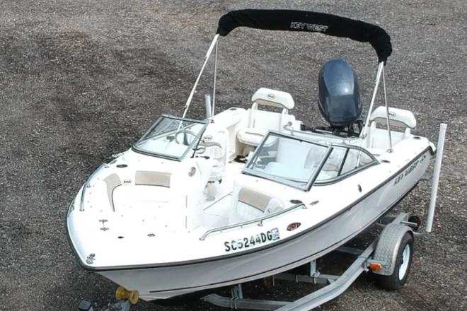 2011 Key West 186 Dual Console - For Sale at Bluffton, SC 29910 - ID 198451