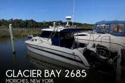 2005 Glacier Bay 2685 Coastal Cruiser
