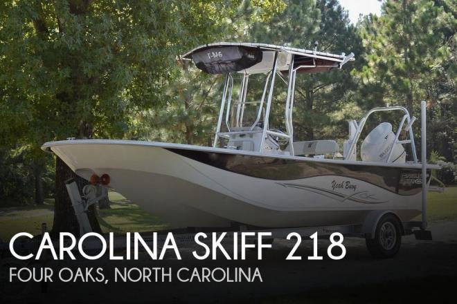 2019 Carolina Skiff 218 DLV - For Sale at Four Oaks, NC 27524 - ID 196496
