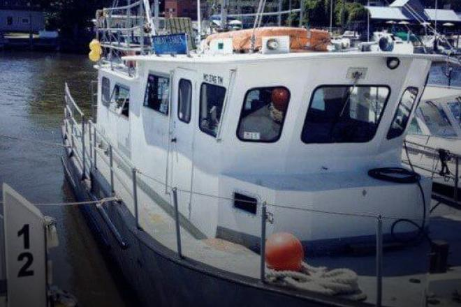 1977 Martin 40 Dive Trawler - For Sale at Saint Joseph, MI 49085 - ID 157014