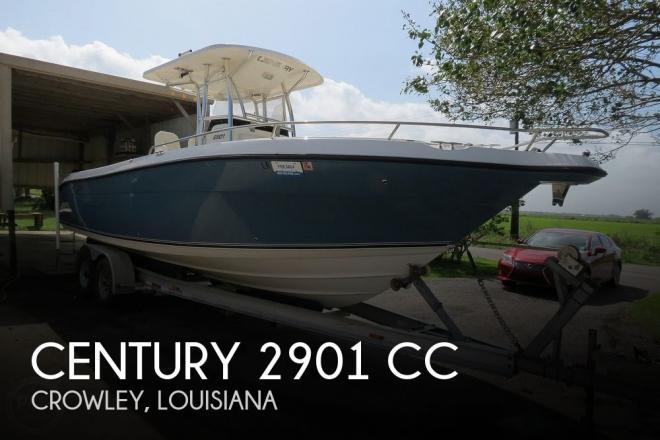 2008 Century 2901 CC - For Sale at Crowley, LA 70526 - ID 196092