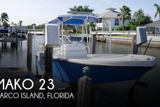 1976 Mako 23 - For Sale at Marco Island, FL 34145 - ID 195640