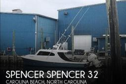 2019 Spencer 3202 Pilothouse