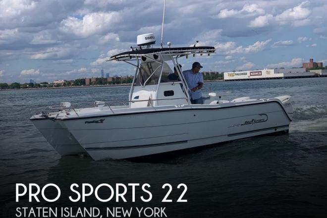 2000 Pro Sport ProKat 22 - For Sale at Brooklyn, NY 11214 - ID 187658