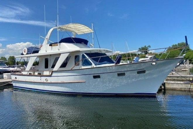 1986 Defever 48 TRAWLER - For Sale at Winthrop Harbor, IL 60096 - ID 163135