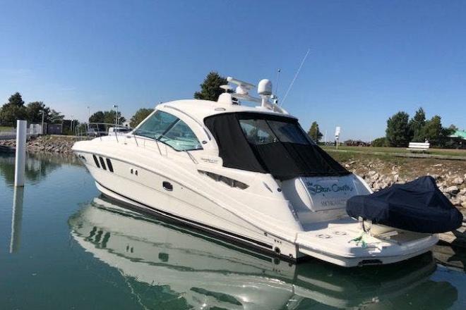 2010 Sea Ray 50 SUNDANCER - For Sale at Winthrop Harbor, IL 60096 - ID 181169