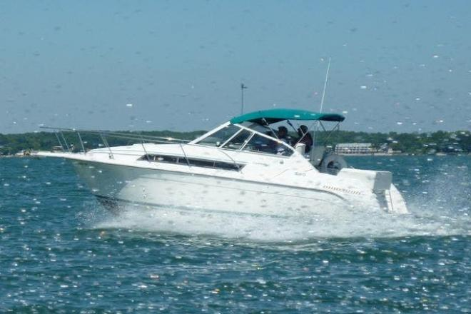 1994 Carver 280EXPRESS - For Sale at Lakeside Marblehead, OH 43440 - ID 178714