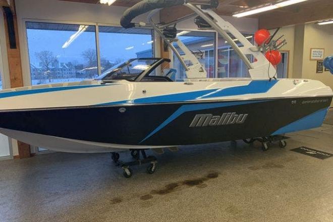 2020 Malibu 21MLX - For Sale at Madison, WI 53704 - ID 184261