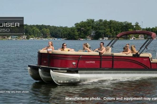 2021 Harris 250CX/SLDH/TT - For Sale at Madison, WI 53704 - ID 193061