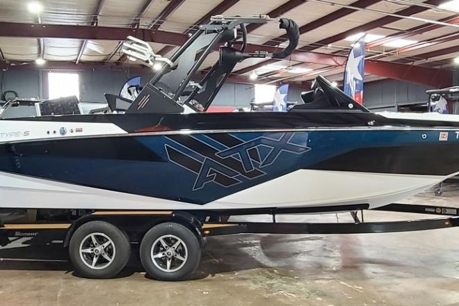 2020 ATX Surf Boats 24 TYPE-S - For Sale at Abilene, TX 79601 - ID 198839