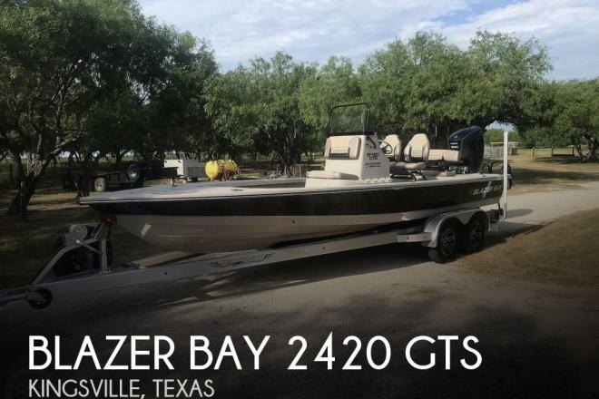 2018 Blazer Bay 2420 GTS - For Sale at Kingsville, TX 78363 - ID 178524