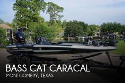 2018 Bass Cat Caracal