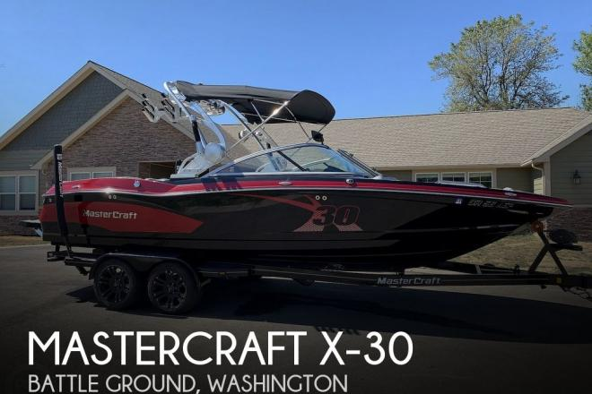 2013 Mastercraft X-30 - For Sale at Battle Ground, WA 98604 - ID 195996