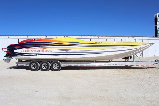 2006 Nor Tech Supercat 36 - For Sale at Kingston, OK 73439 - ID 198893