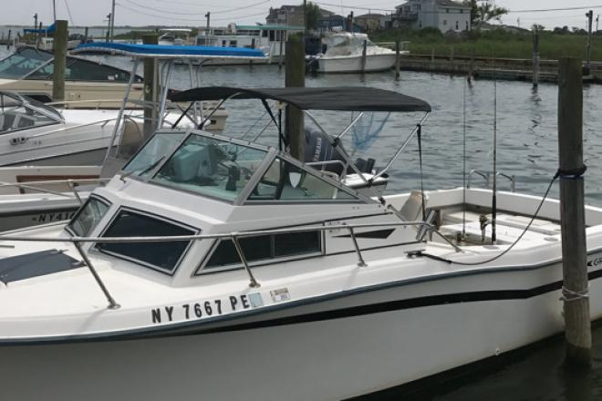 1981 Grady White Walkaround - For Sale at Mastic Beach, NY 11951 - ID 199015