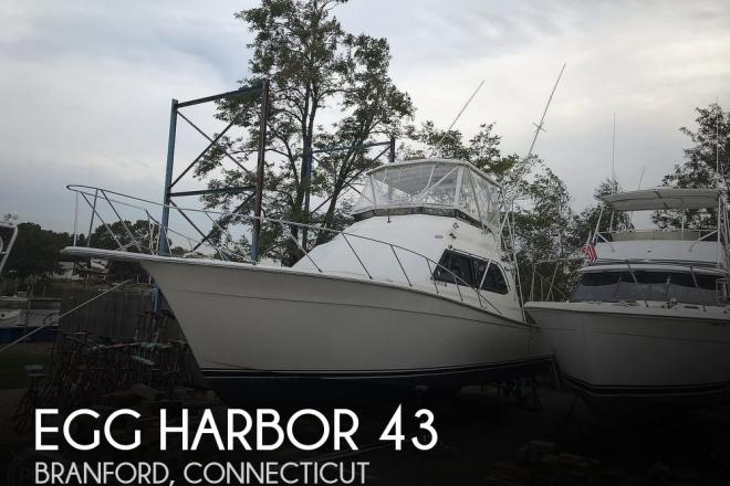 1988 Egg Harbor 43 Sportfish - For Sale at Branford, CT 6405 - ID 196428