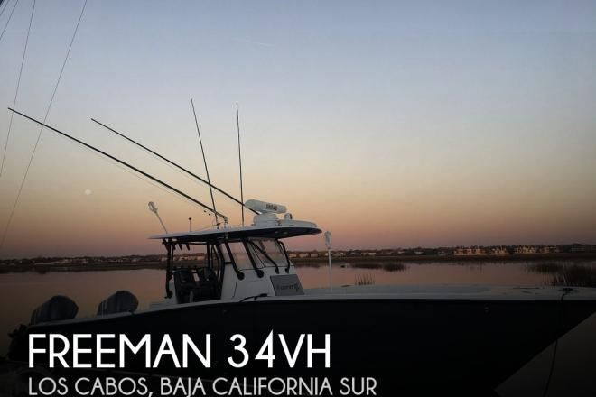 2016 Freeman 34VH - For Sale at ,   - ID 199203