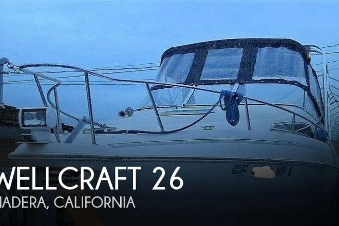 1995 Wellcraft Excel 26 SE - For Sale at Madera, CA 93638 - ID 193439