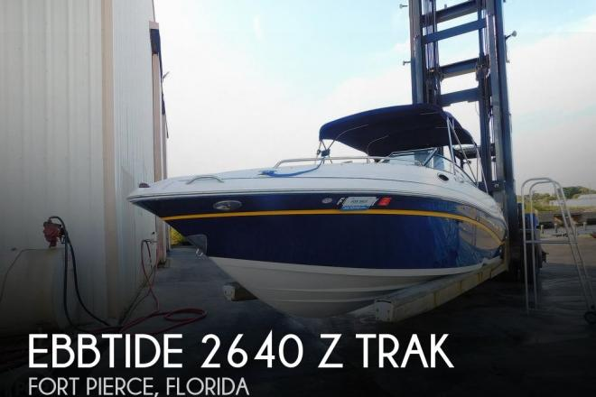 2008 Ebbtide 2640 Z Trak - For Sale at Fort Pierce, FL 34950 - ID 183255