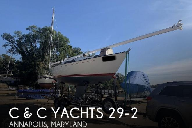 1986 C & C 29-2 - For Sale at Annapolis, MD 21402 - ID 172779